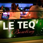 Le Teq'Bowling : s'amuser au frais !