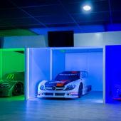 Innovation unique en Vendée : des simulateurs de GT3