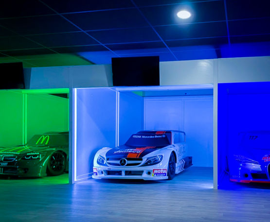 Innovation unique en Vendée : des simulateurs de GT3