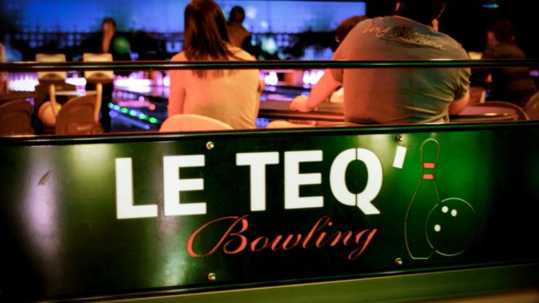 Ré-ouverture du Teq-Bowling