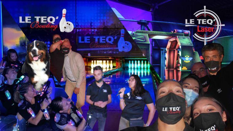 Le Teq'Bowling : on espere vous revoir tres bientot !
