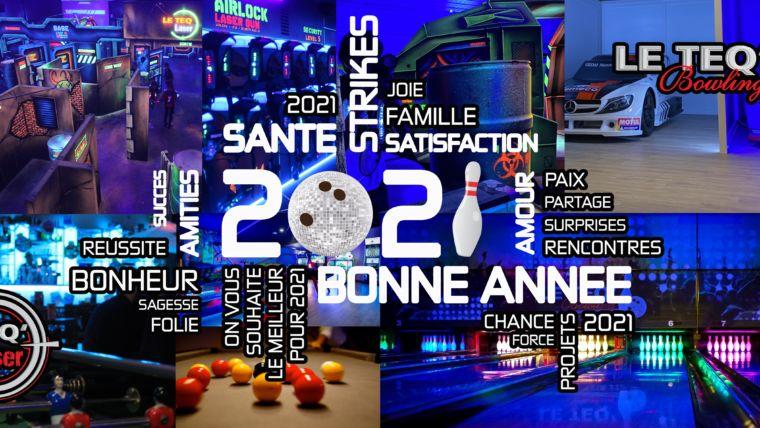 Le Teq'Bowling : belle année 2021