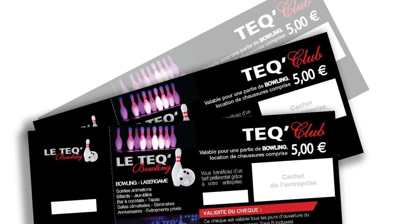 Le Teq'Bowling : offres entreprises et CE !